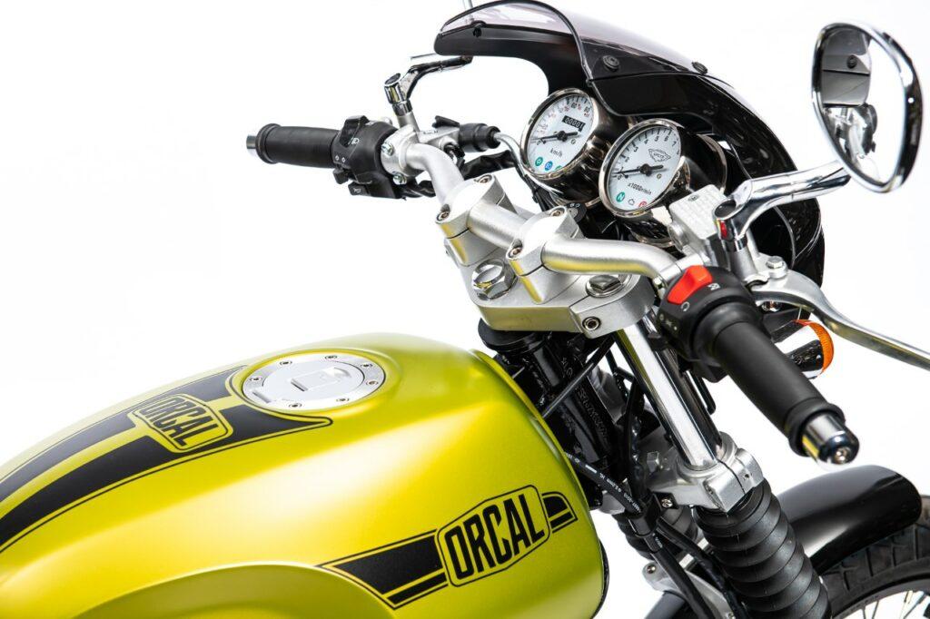 Orcal Sprint Ltd. Edition Green